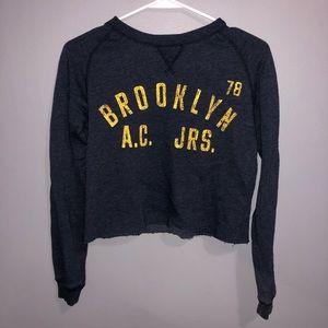 Sweaters - Brooklyn Cropped Sweater